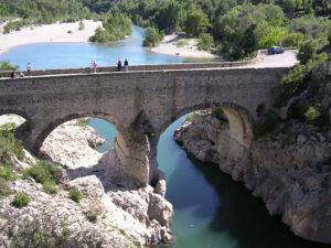 Pont du Diable Herault